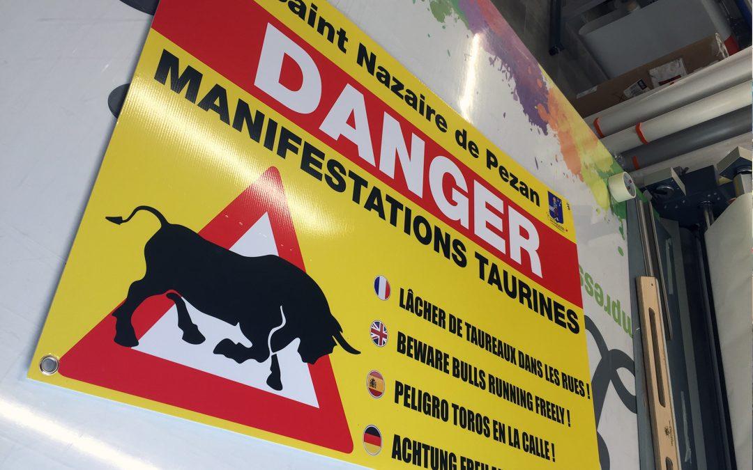 Panneau akilux – St Nazaire de Pézan
