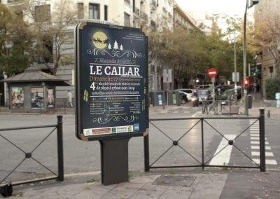 Affiches & flyers – Marché de Noël du Cailar